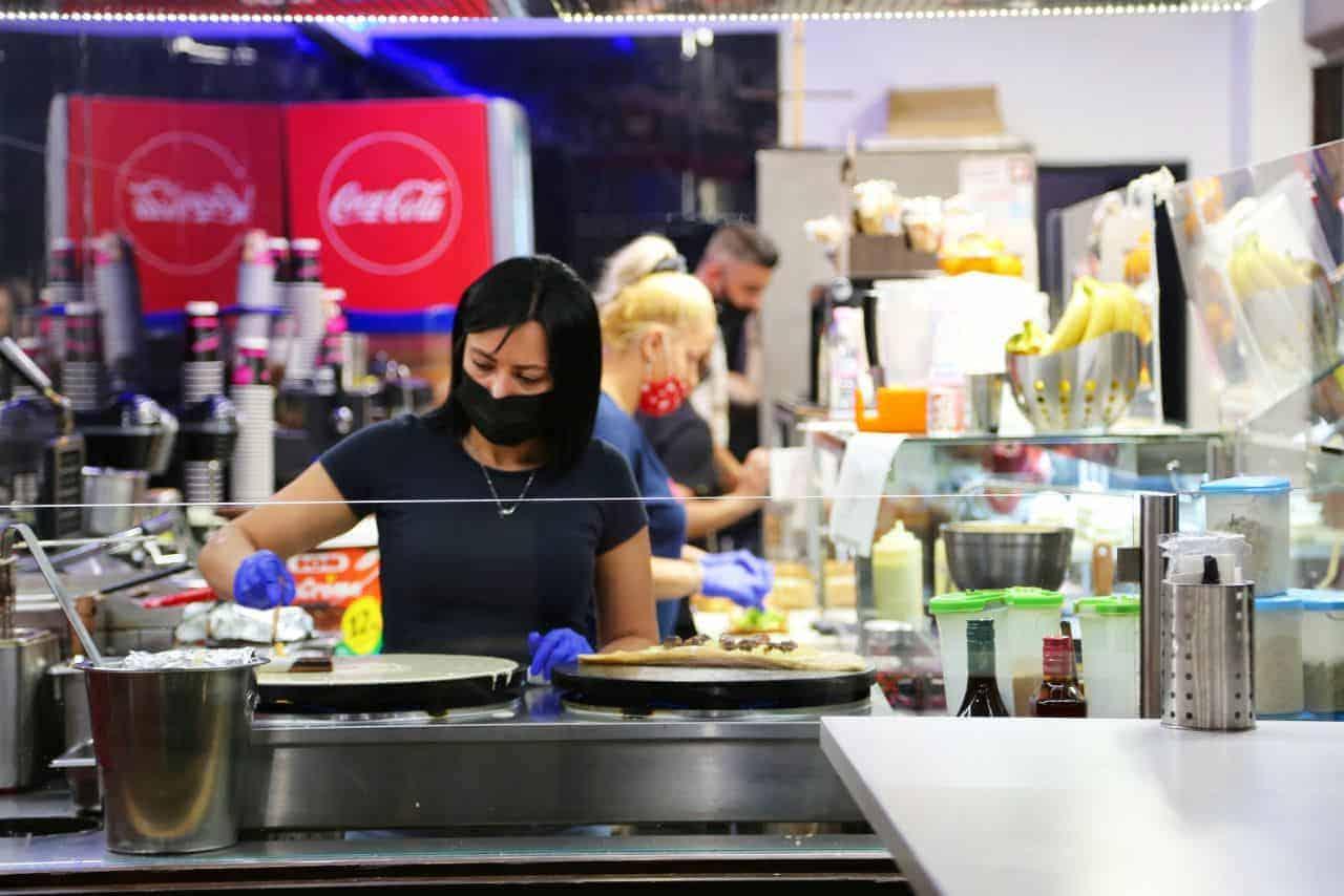 Κρεπερί La Place - Κρέπες - Καφές - Burger - Sandwich Delivery 24 ώρες το 24ωρο