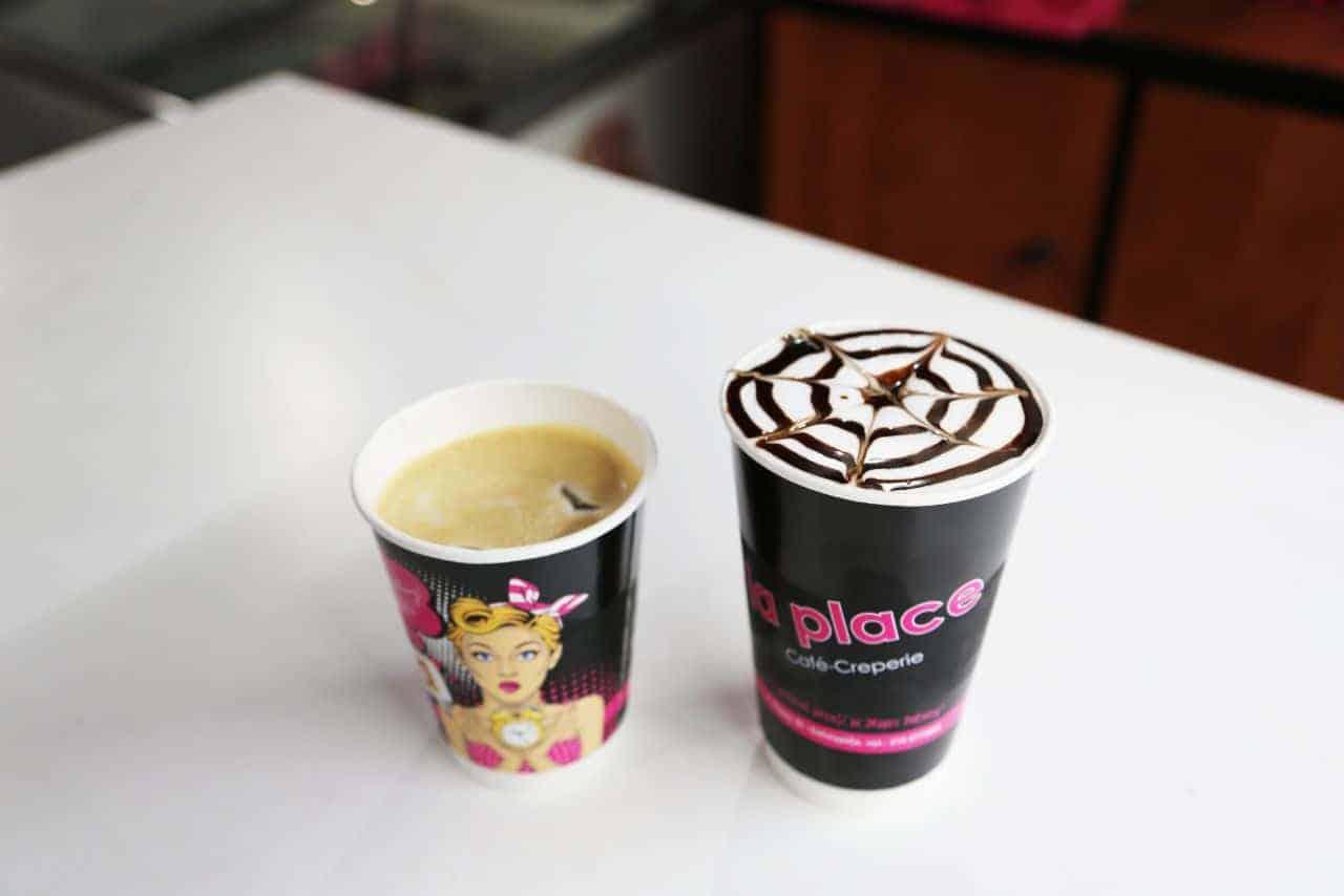 Καφές Κρεπερί La Place - Κρέπες - Καφές - Burger - Sandwich 24 ώρες το 24ωρο