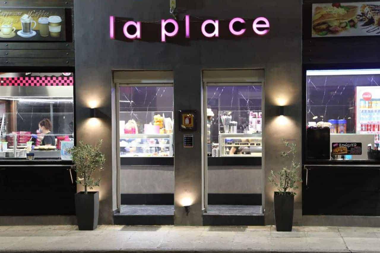 Κρεπερί - Καφέ Delivery 24 ώρες Κύμης - La Place